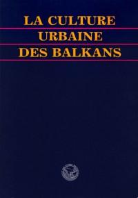 LA CULTURE URBAINE DES BALKANS Belgrade 1991