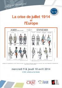 Programme Colloque 1914